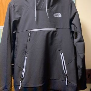 North face black hoody